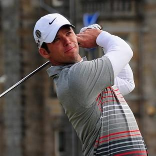 Paul Casey enjoyed a record-breaking back nine in Irving