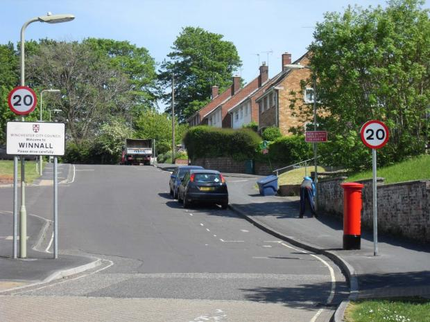 New speed limits now introduced on Winchester estates