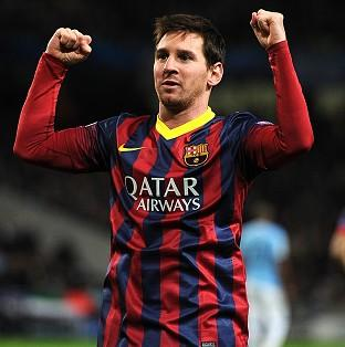 Lionel Messi has enjoyed 10 successful seasons with Barcelona