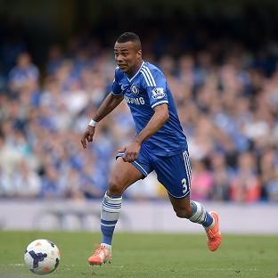 Ashley Cole's Chelsea contract expires at the end of June