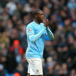 Yaya Toure could leave Manchester City this summer, according to his agent