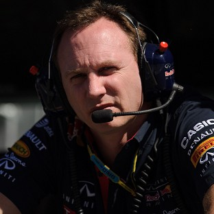 Christian Horner says Red Bull are 'up for the challenge'