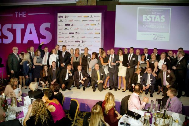 Country plc swept the board at the ESTAS 2014