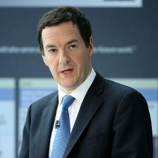 Chancellor George Osborne says Labour and Ukip policies threaten a free market economy