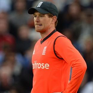 Eoin Morgan's side fell 10 runs short of victory