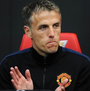 Phil Neville does not yet know his future at Manchester United