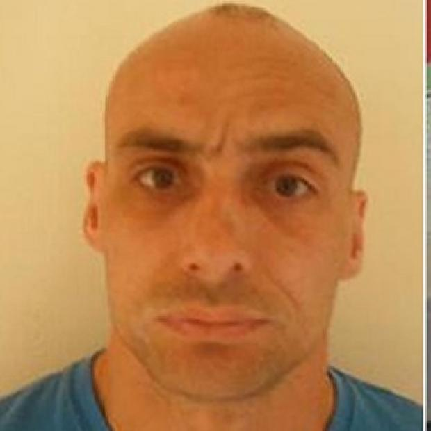 Andover Advertiser: Anthony Peloe has been recaptured after absconding from an open prison (Cheshire Police/PA)