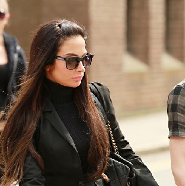 Andover Advertiser: Singer Tulisa Contostavlos, 25, denies an assault charge