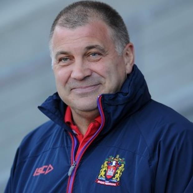 Andover Advertiser: Shaun Wane was a happy man after the win over Salford