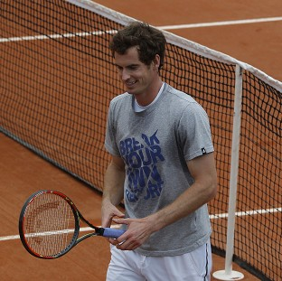 Andy Murray is expected to announce the appointment of a new coach after the French Open (AP)