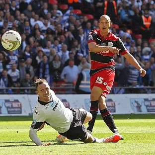 Bobby Zamora's last-gasp goal lifted QPR to victory in the play-off final at Wembley
