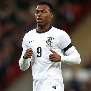Daniel Sturridge is set to lead England's attack in Brazil