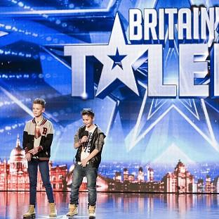 Bars and Melody are among the semi-finalists on Britain's Got Talent