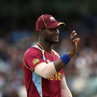 Darren Sammy will play Twenty20 cricket for Glamorgan for a couple of months