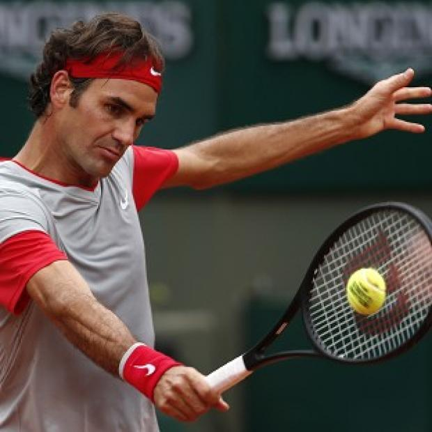 Andover Advertiser: Roger Federer cruised to victory (AP)