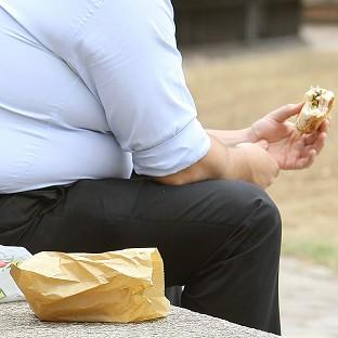Around a quarter of the British population can be classified as 'obese', shocking new figures show