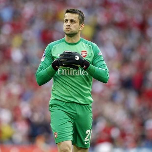Andover Advertiser: Lukasz Fabianski ended his Arsenal career on a high at Wembley