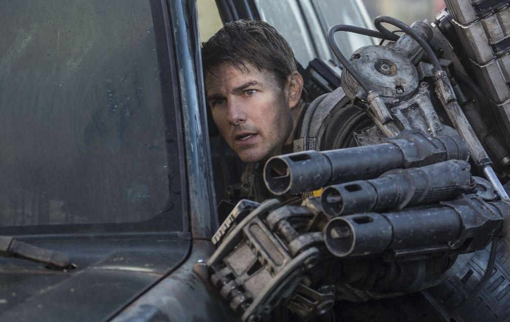 Edge of Tomorrow: scenes shot in Hampshire