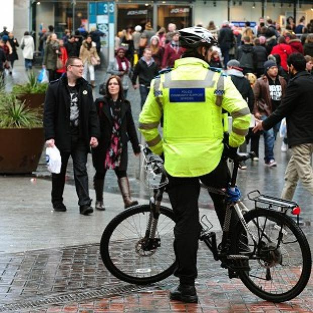Andover Advertiser: The Crime Survey for England and Wales reveals what people think of police