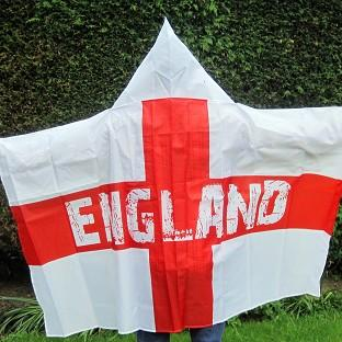 Asda defended its 'wearable England flag'