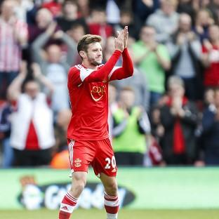 Liverpool have made a bid for Southampton midfielder Adam Lallana