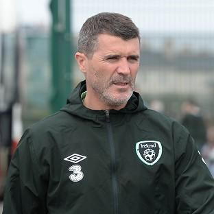 Roy Keane will stay with Ireland