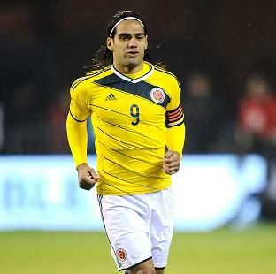 Colombia's Radamel Falcao will miss the World Cup