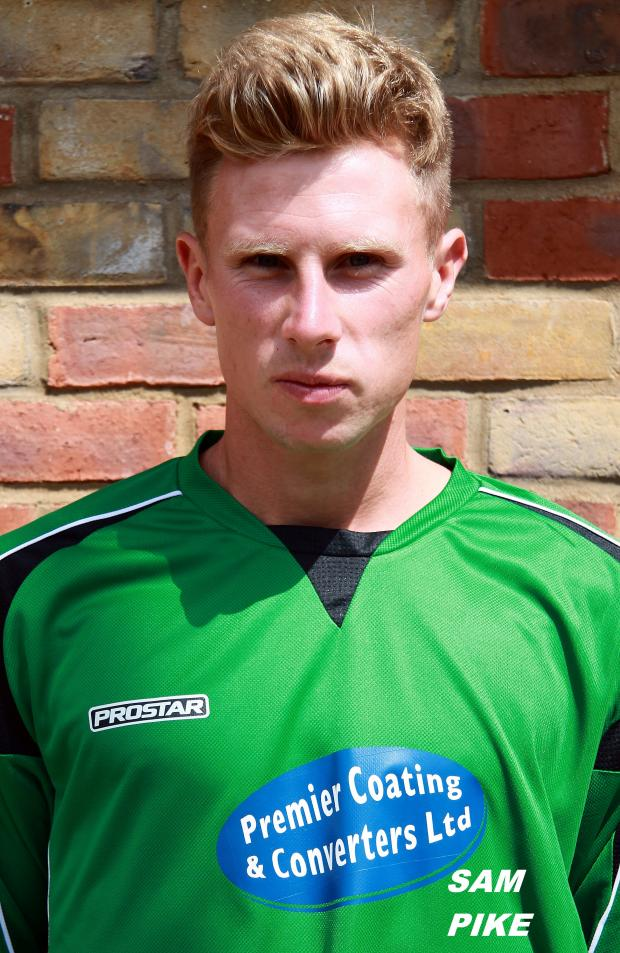 Andover Advertiser: Sam Pike has made the move from New Street to Stockbridge for the new season