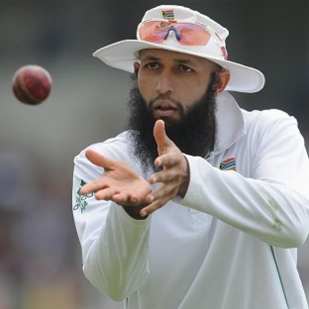 Andover Advertiser: Hashim Amla has been named South Africa's new Test captain