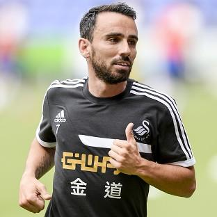 Leon Britton has made 467 appearances for the Swans since signing for them in 2002