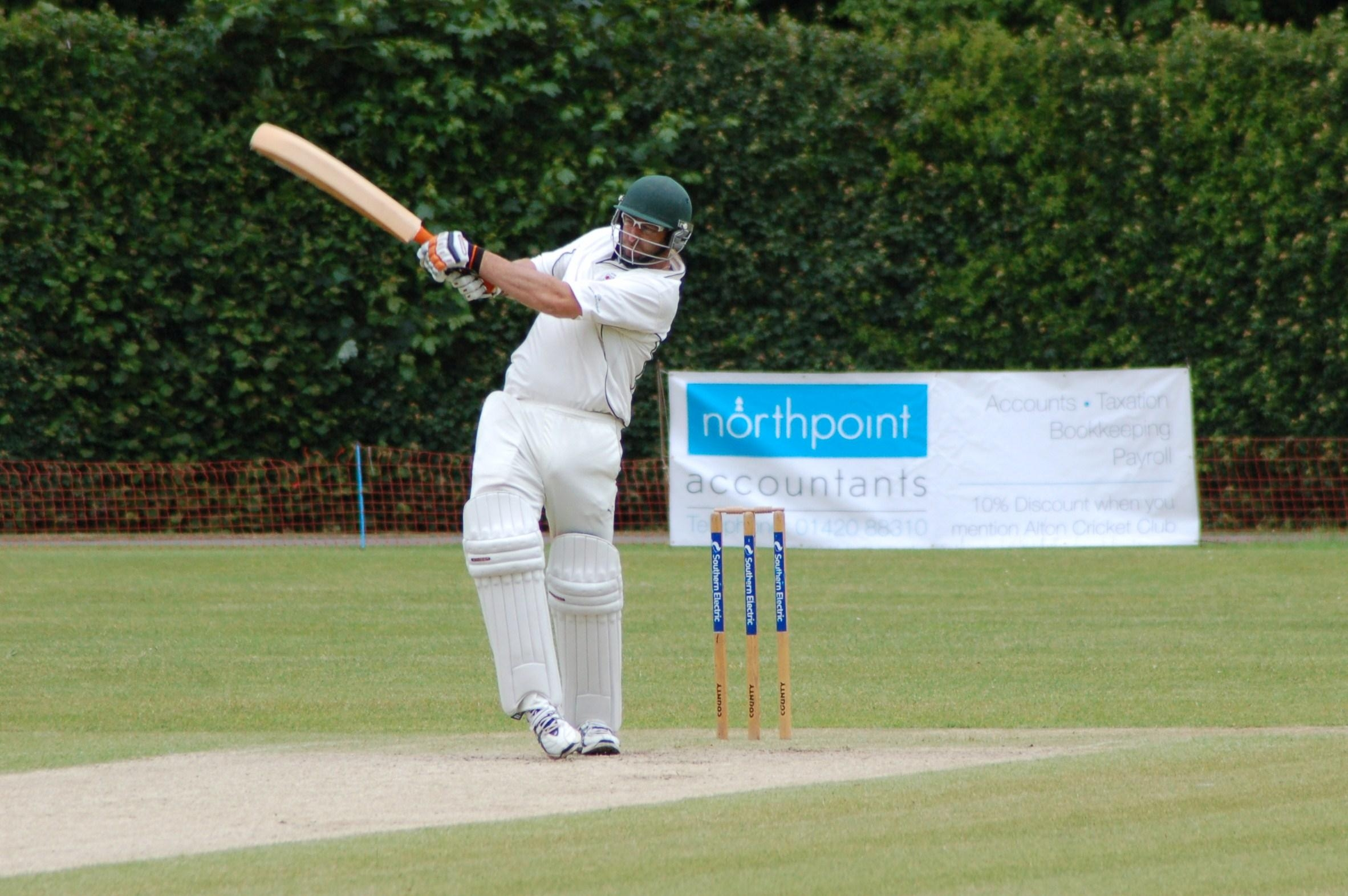 David Taylor took the Fawley bowling apart on Saturday