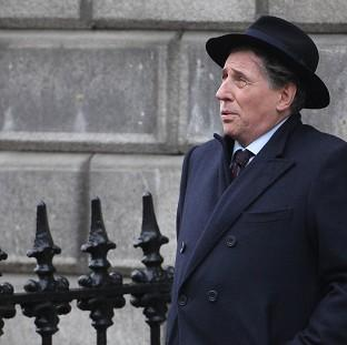 Andover Advertiser: Gabriel Byrne stars in BBC drama Quirke