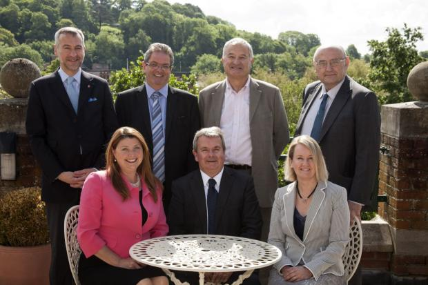 Being held to account: the new cabinet at Winchester City Coun