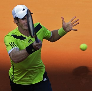 Andy Murray has never reached the French Open final (AP)