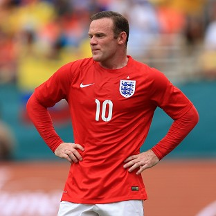 Wayne Rooney is ignoring his critics