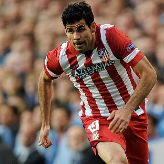 Andover Advertiser: Diego Costa is close to completing a switch to Chelsea