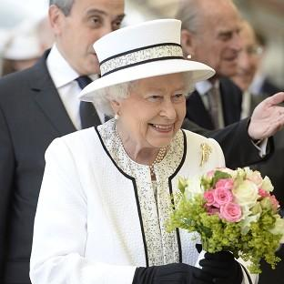 Andover Advertiser: The Queen is in Paris on a state visit.