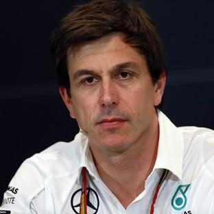 Andover Advertiser: Toto Wolff, pictured, apologised to Lewis Hamilton for his car failure