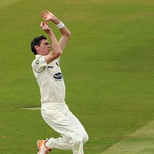Steve Magoffin five-for had put Sussex in charge prior to lunch