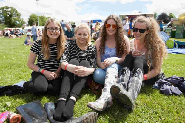 Andover Advertiser: Over 2,000 turned out for the Alresford Music Festival on Saturday.