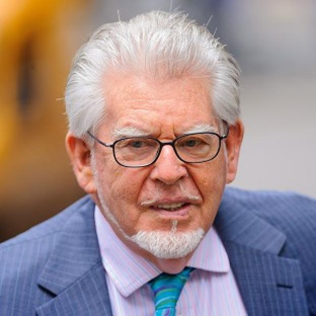 Andover Advertiser: Rolf Harris denies all charges.