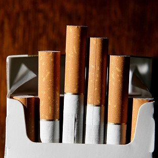Ireland has become the first European country to order a ban on branded cigarette packets