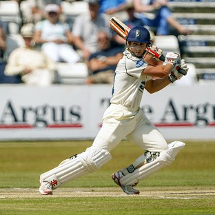 James Taylor hit 96 as Nottinghamshire drew with Yorkshire at Headingley
