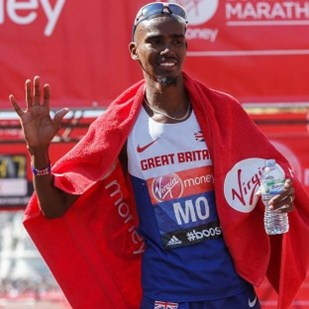Andover Advertiser: Mo Farah will feature in Glasgow this summer, according to reports