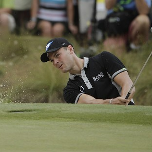 Martin Kaymer has been in sensational form (AP)