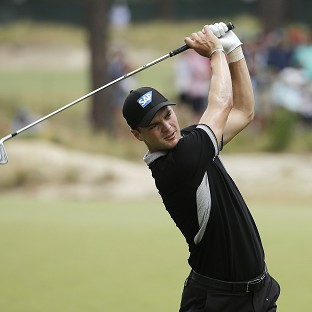 Martin Kaymer holds a s-x-shot advantage at Pinehurst (AP)