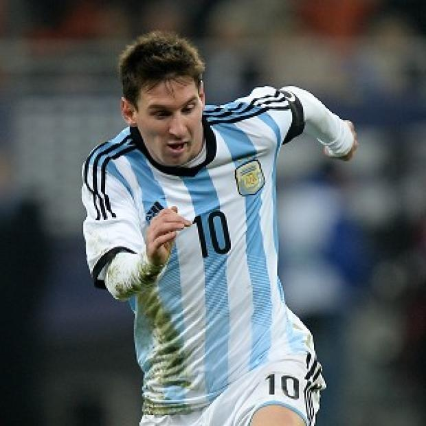 Andover Advertiser: Lionel Messi will hope to become a national hero in this World Cup