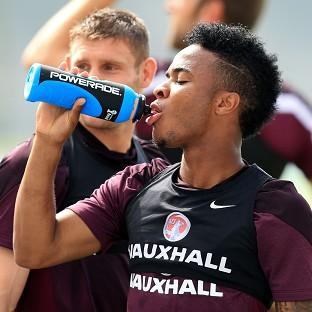 Raheem Sterling will start against Italy