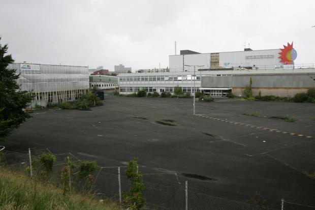 Andover Advertiser: The former Meridian television studios in Southampton are subject to plans for 350 homes