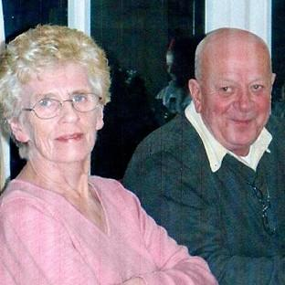 David Tracey with his wife Janet, who he says was subjected to an unlawful do not resuscitate order